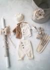 Παιδικά αξεσουάρ - Παιδικά ρούχα - ΠΑΙΔΙΚΟ ΑΞΕΣΟΥΑΡ ΤΡΑΓΙΑΣΚΑ CREAM ΑΓΟΡΙ