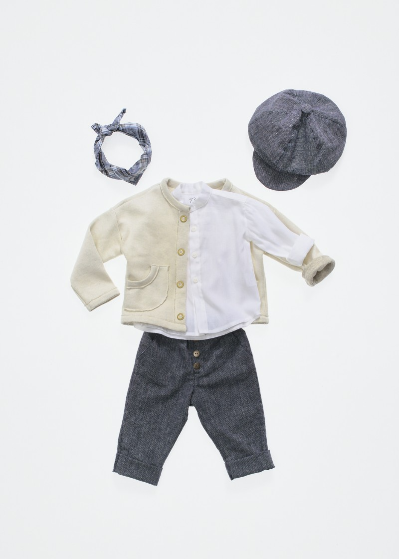 Παιδικά αξεσουάρ - Παιδικά ρούχα - ΠΑΙΔΙΚΟ ΑΞΕΣΟΥΑΡ ΤΡΑΓΙΑΣΚΑ NAVY ΑΓΟΡΙ