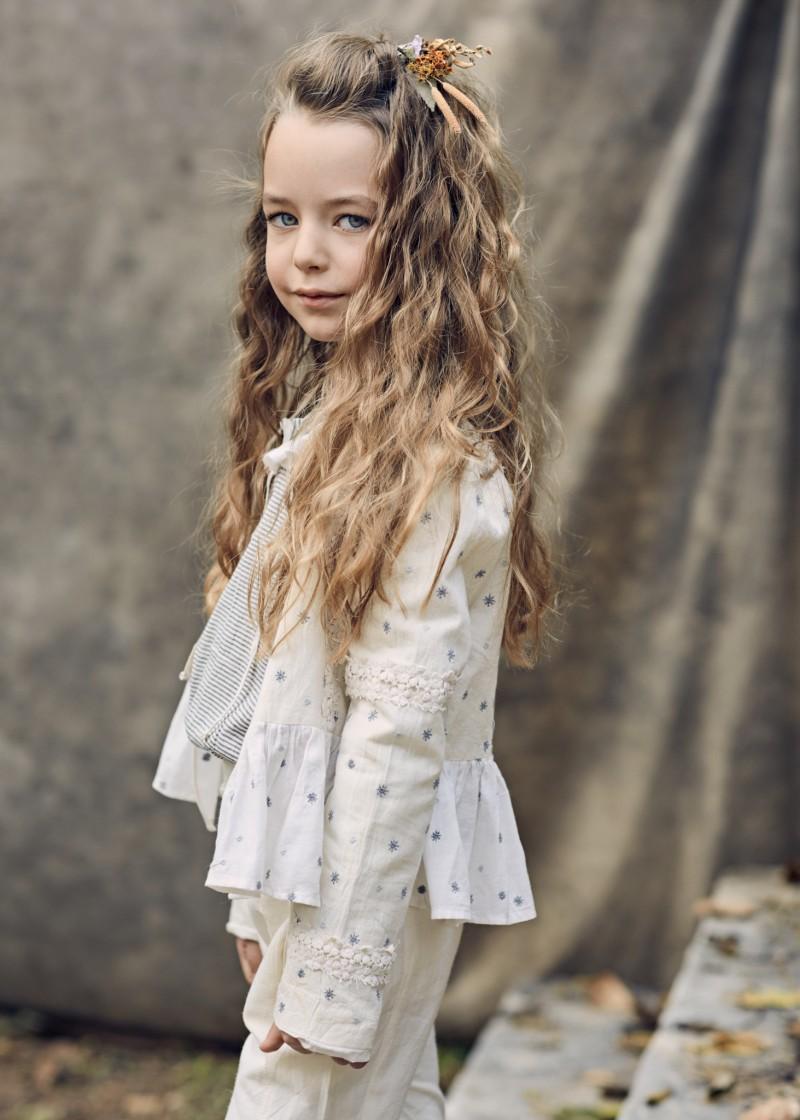 Παιδικά ρούχα - ΠΑΙΔΙΚΗ ΖΑΚΕΤΑ ΚΡΕΜ ΚΟΡΙΤΣΙ